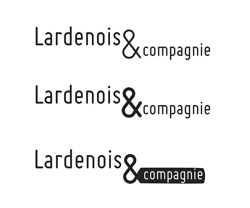 2012, recherches de logotype